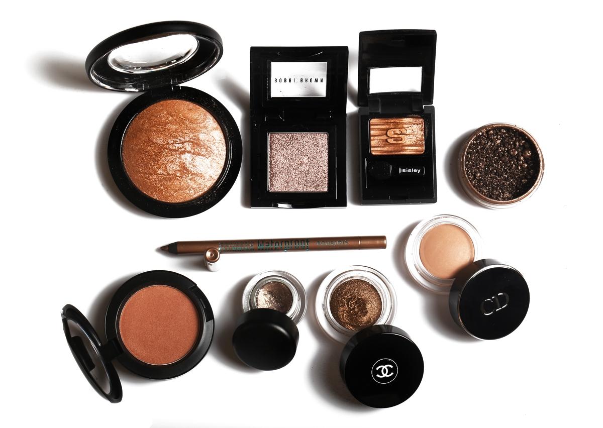 Kobiety Lubią Brąz Makijaż I Najlepsze Brązowe Kosmetyki