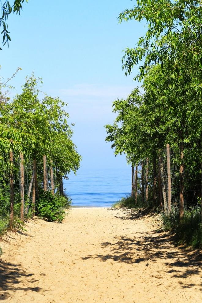 Plaża Lato