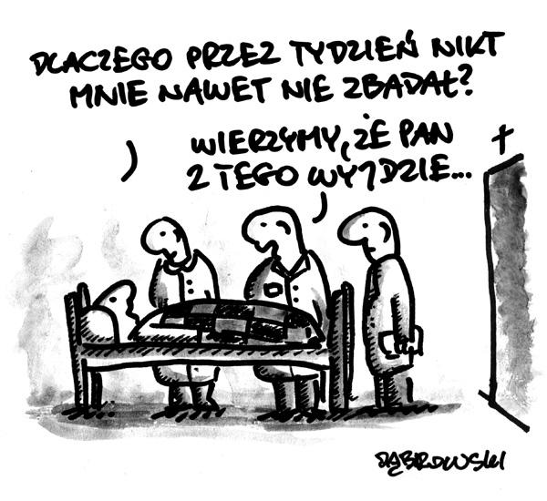 Rysunek Dąbrowski