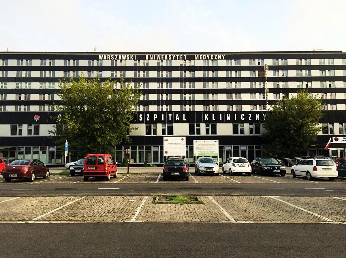 Szpital Warszawa