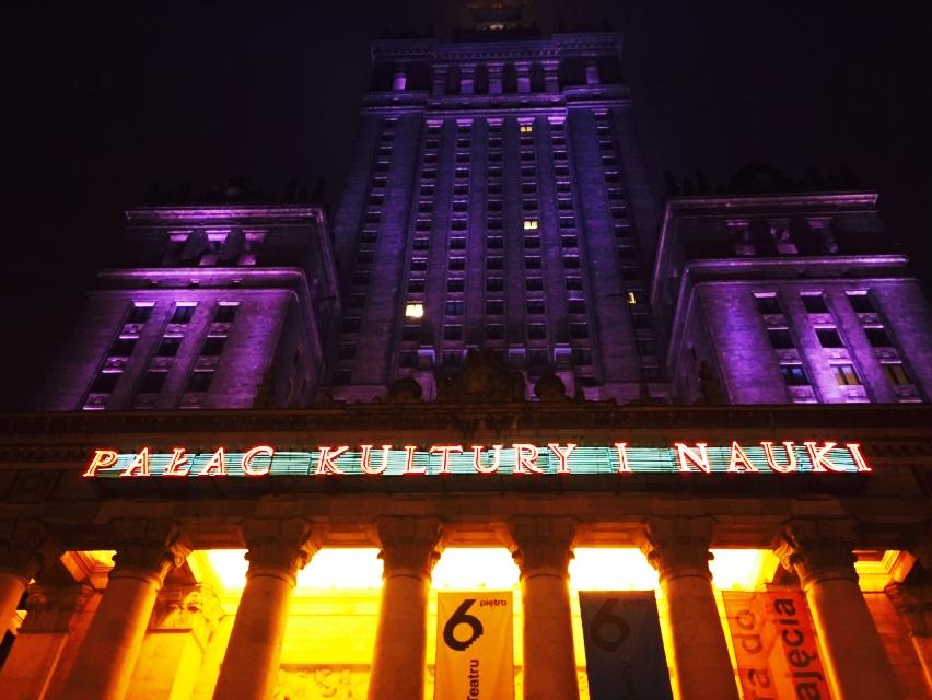 Hush Pałac Kultury i Nauki