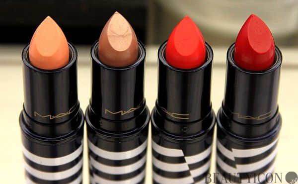 MAC Hey, Sailor Lipstick