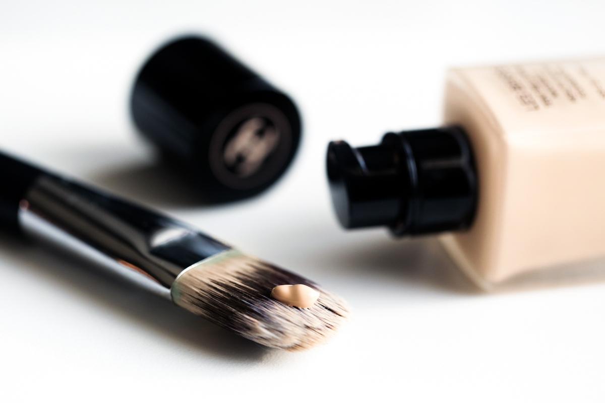 Chanel Les Beiges Healthy Foundation, Chanel Les Beiges N20, podkład Chanel, makijaż Chanel