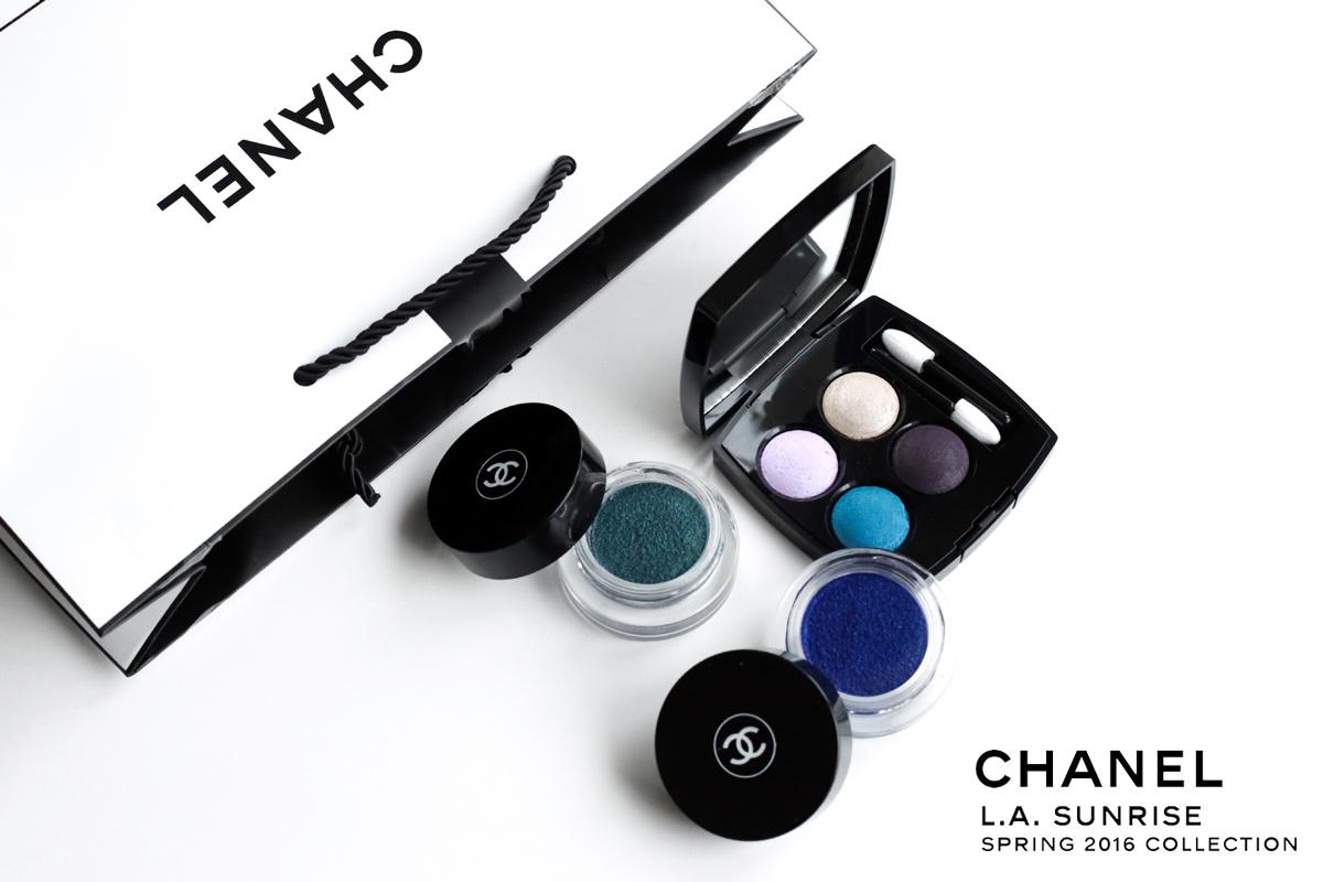 Chanel L.A Sunrise, Chanel Wiosna 2016