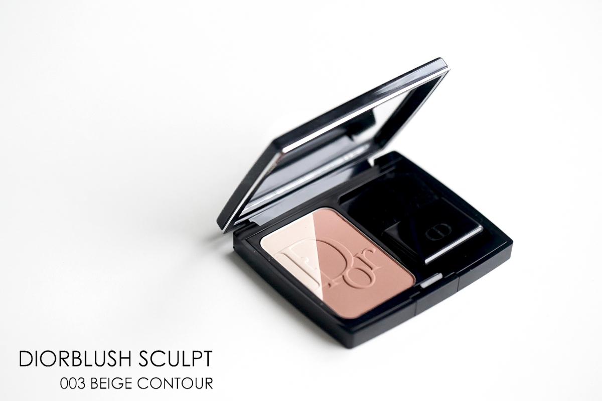 Dior Blush Sculpt Beige Contour 003