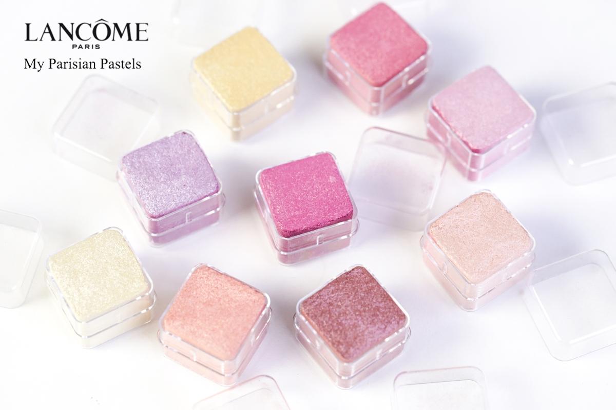 Lancome My Parisian Pastels, Lancome Wiosna 2016