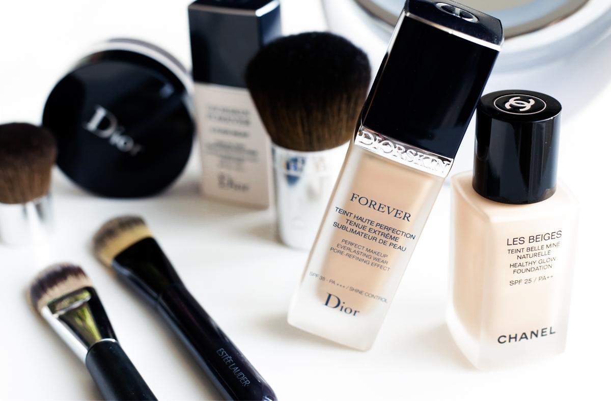 Podkład Diorskin Forever, Diorskin Forever 020 Light Beige, kosmetyki Dior, makijaż Dior