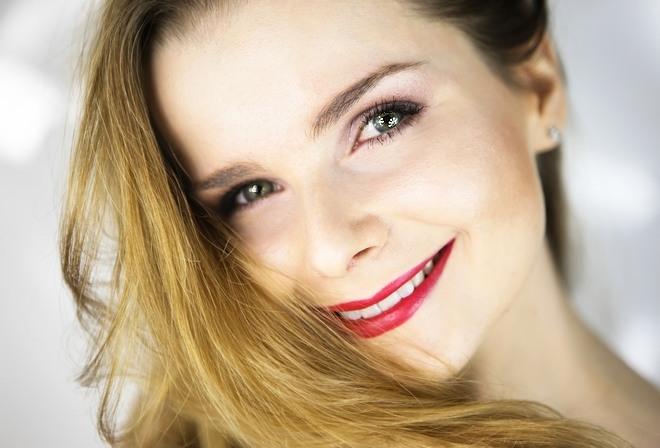 Makijaż świąteczny Chanel
