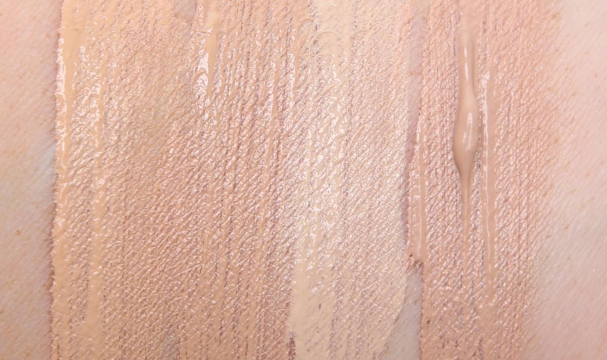 Giorgio Armani Luminessence CC krem, Estee Lauder Double Wear BB krem, Dior Diorskin Nude BB krem, Clinique Moisture Surge CC krem