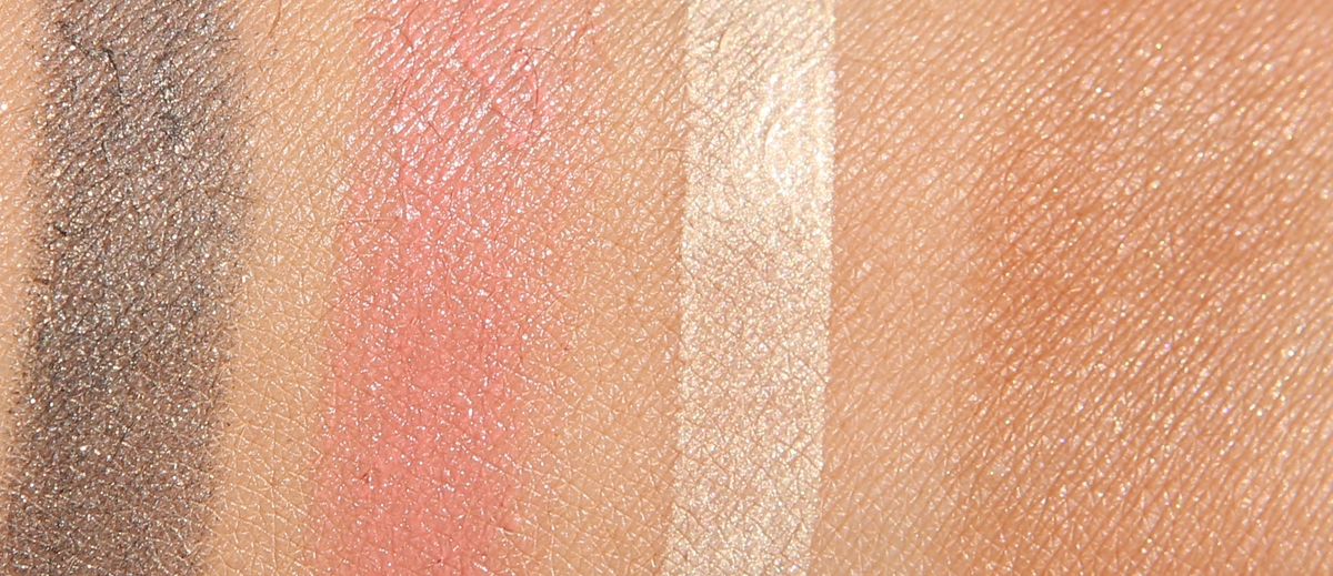 My Terracotta 2015, Guerlain 02 Natural Blondes swatch