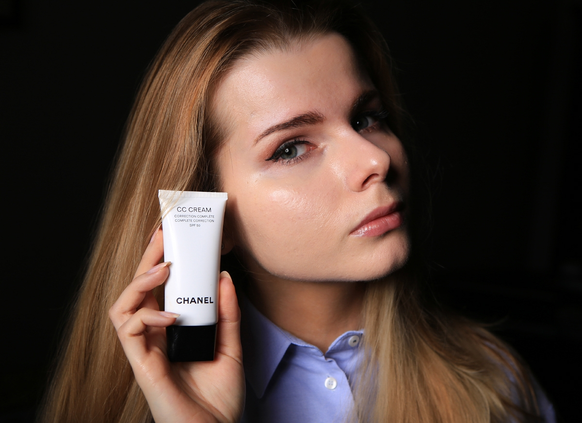 TEST kremu Chanel CC SPF50 20