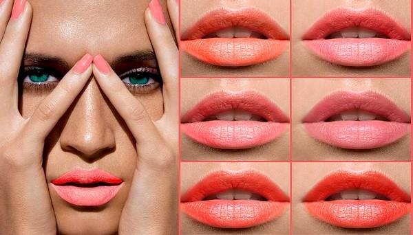 Znalezione obrazy dla zapytania delikatna szminka