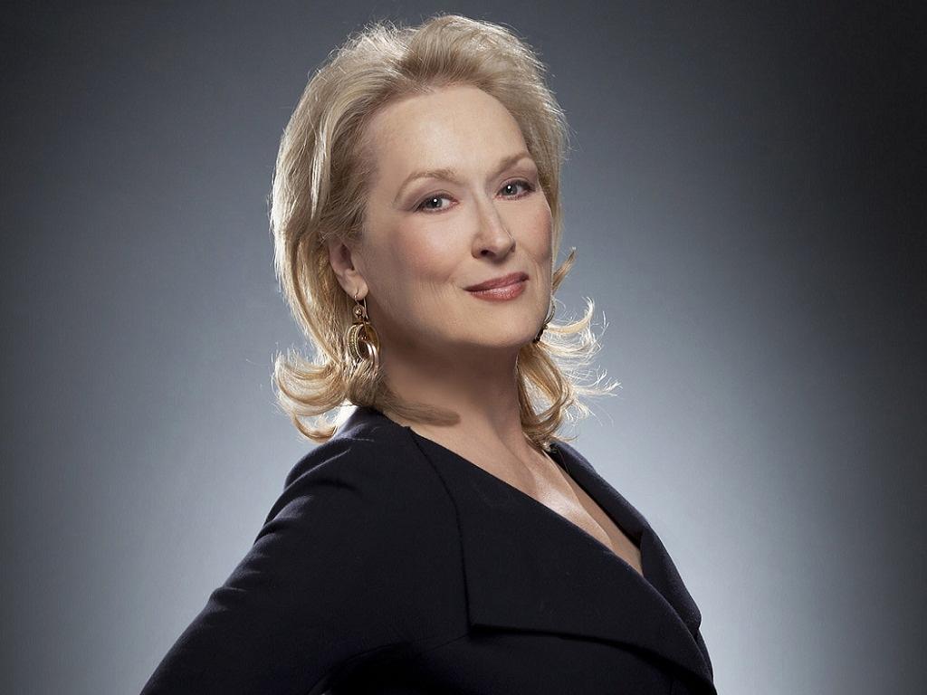 Meryl Streep Makijaż