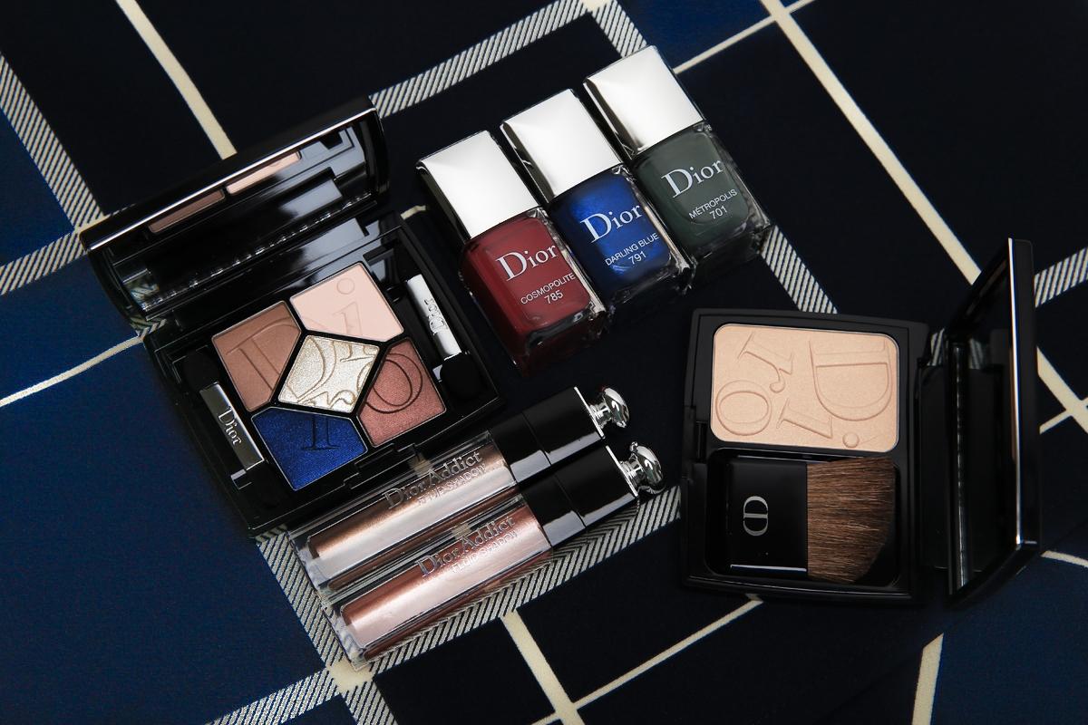 Dior Cosmopolite 2015, makijaż jesień 2015, Dior jesień 2015