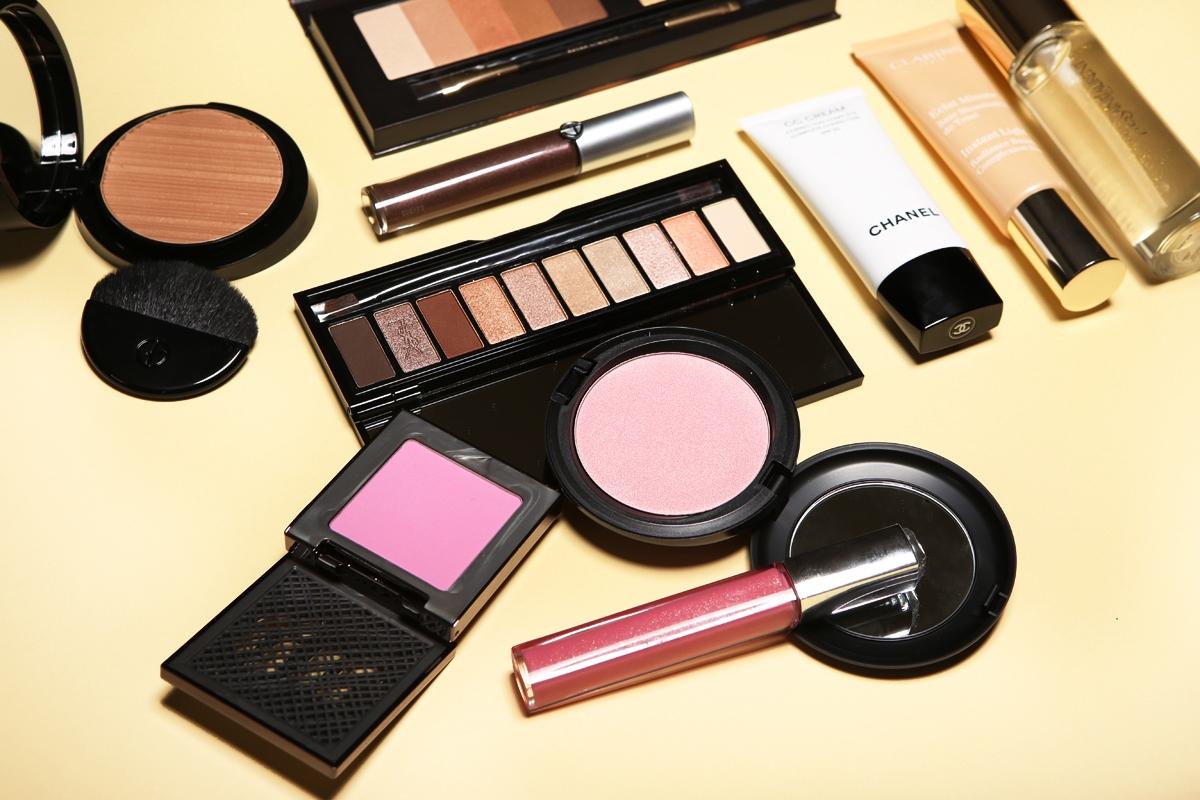 Kosmetyki na lato 2015, makijaż lato 2015