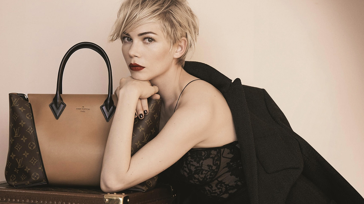 Louis Vuitton Michelle Williams