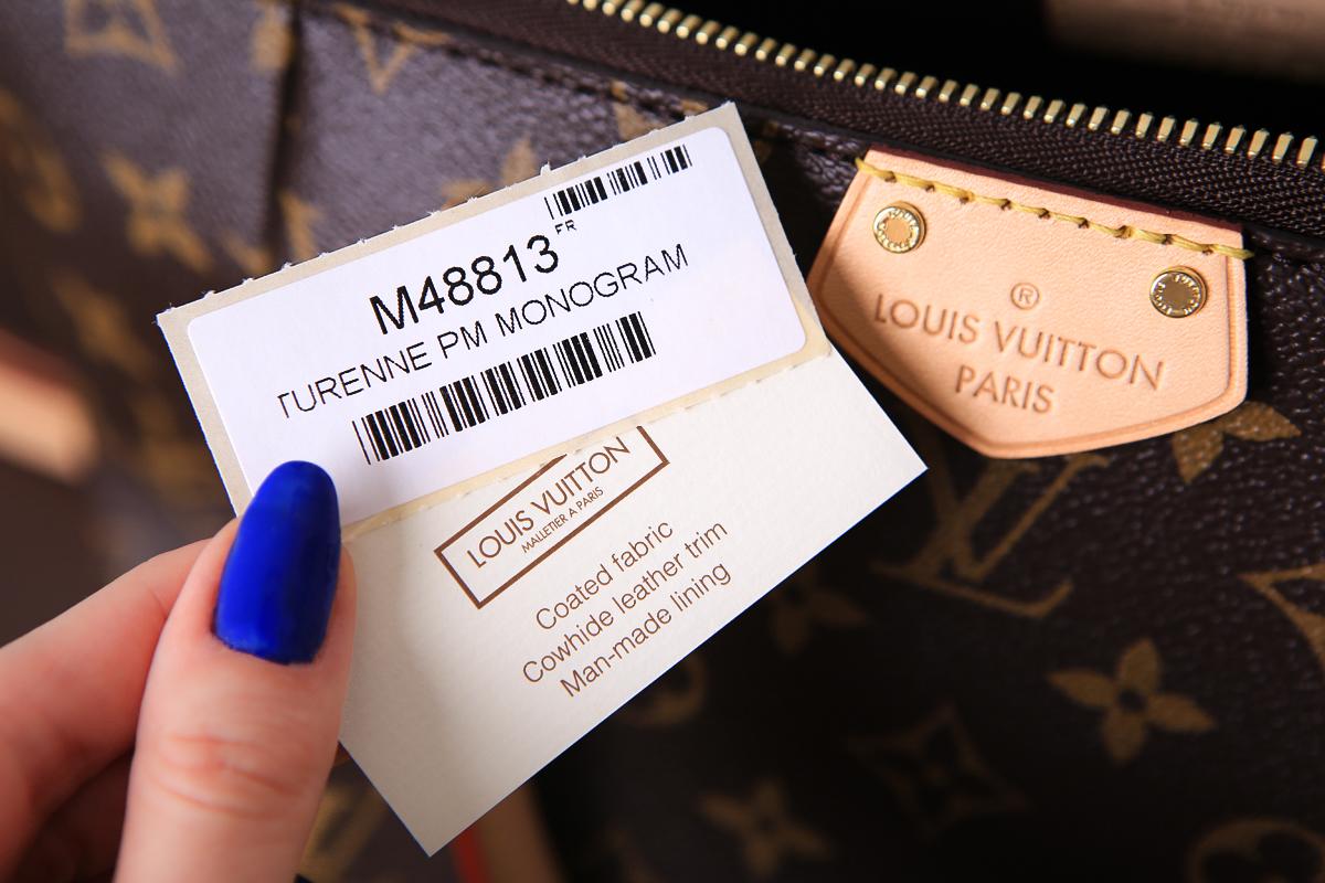 6f165498681cd Torebka LV Turenne Monogram. Salon Louis Vuitton w Warszawie ...