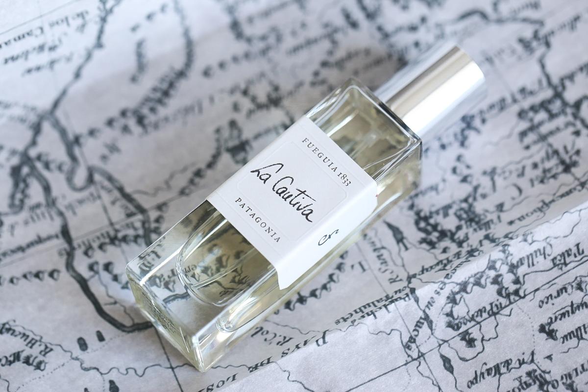 Perfumy, Fueguia 1833 La Cautiva