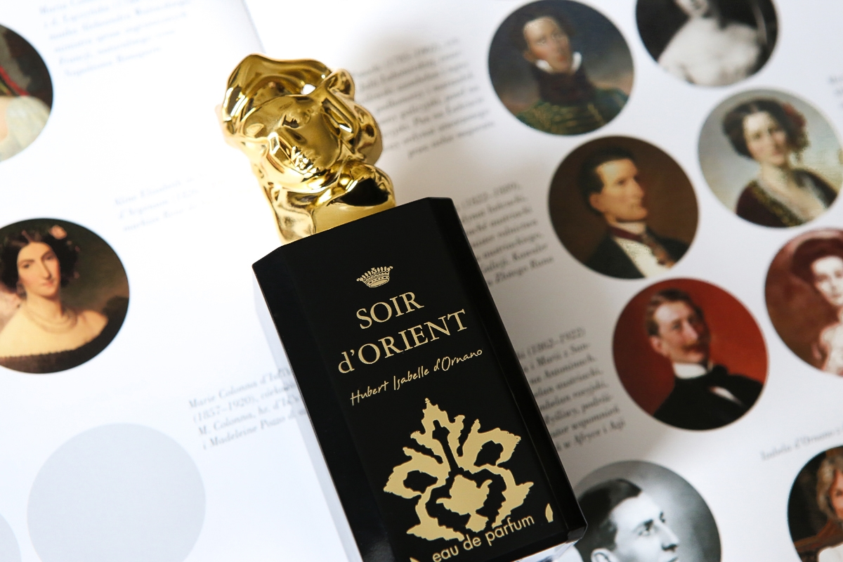 Perfumy Sisley Soir d\'Orient, Isabelle d\'Ornano