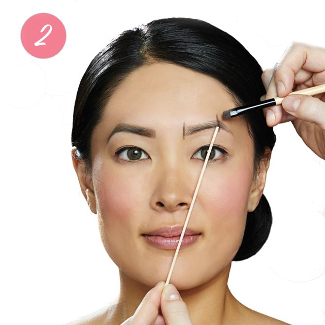 Jak Malowac I Regulowac Brwi Kosmetyki Do Brwi Beautyicon Pl