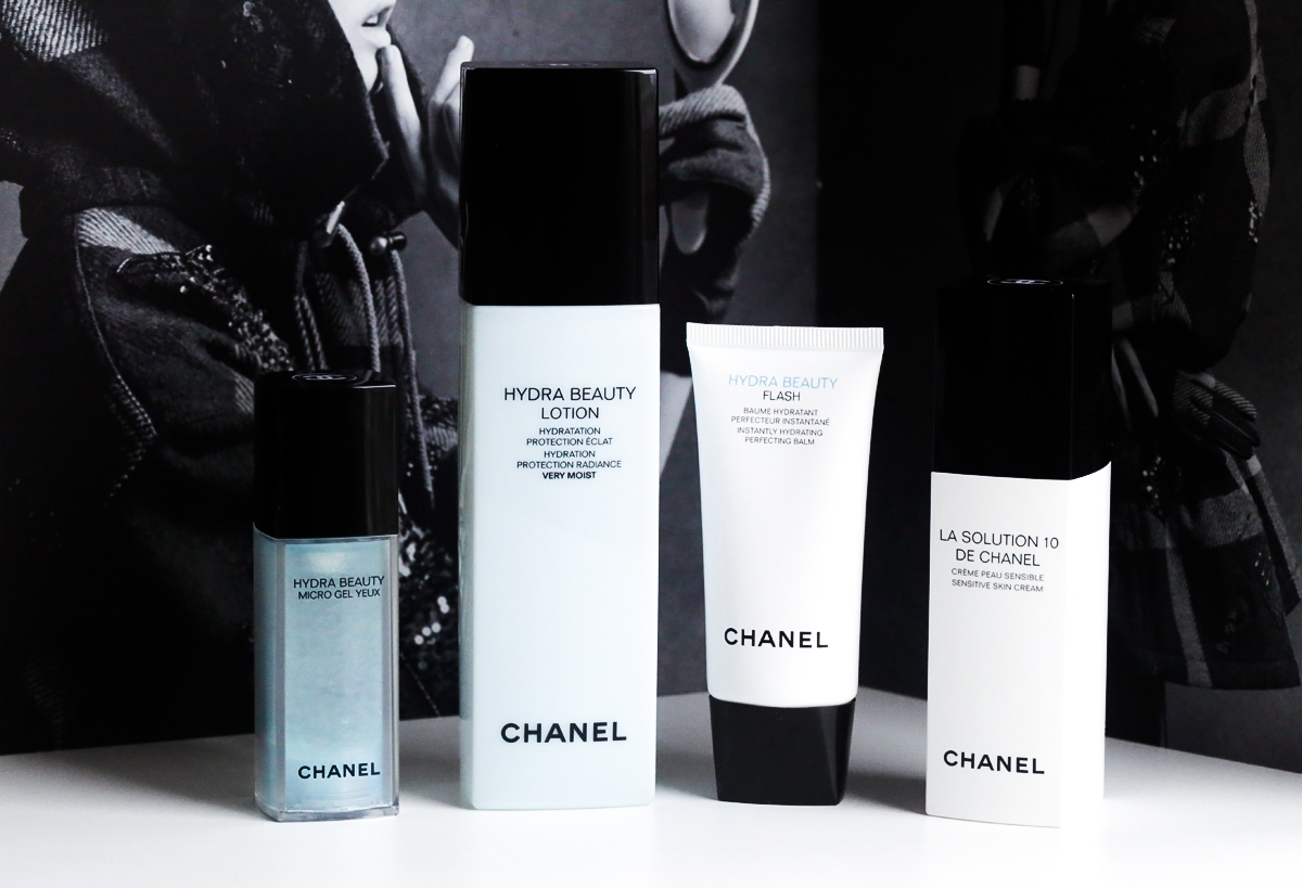 Chanel Hydra Beauty 2016, La Solution 10 de Chanel