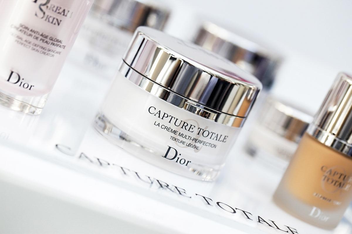 Dior Capture Totale, Pielęgnacja Dior, krem Dior