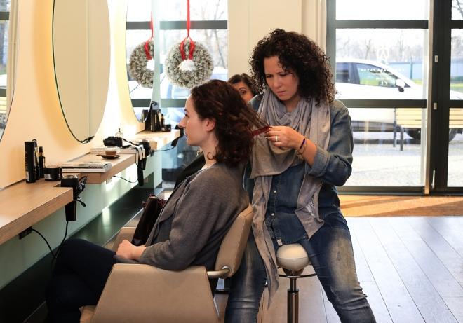 Marta, Agnieszka Płusa, salon fryzjerski Warszawa, Pantene Expert