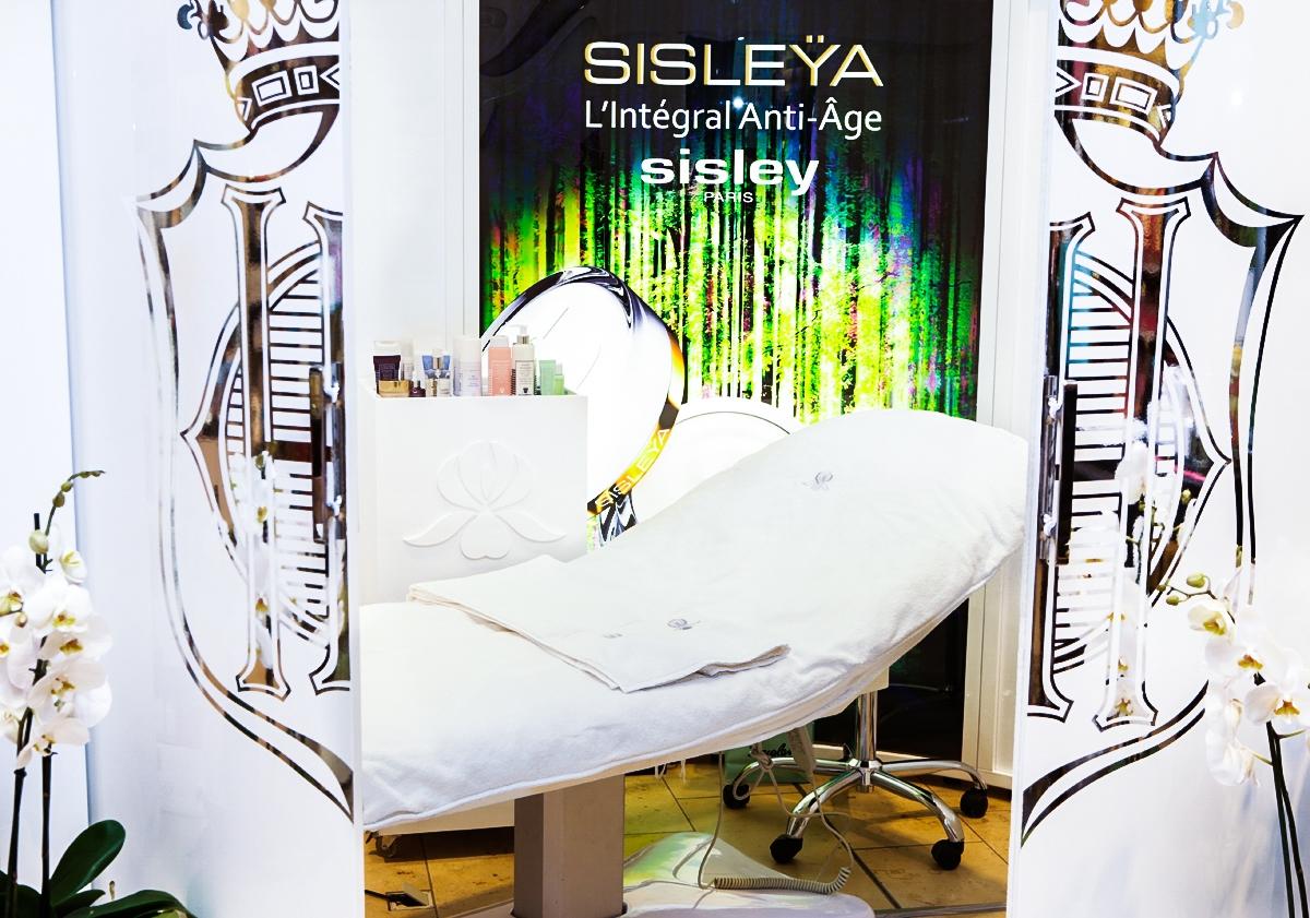 Zabieg odmładzający Sisley Paris, Sisley Elite Club, Sisleya L\'Integral Anti Age, kosmetyki Sisley
