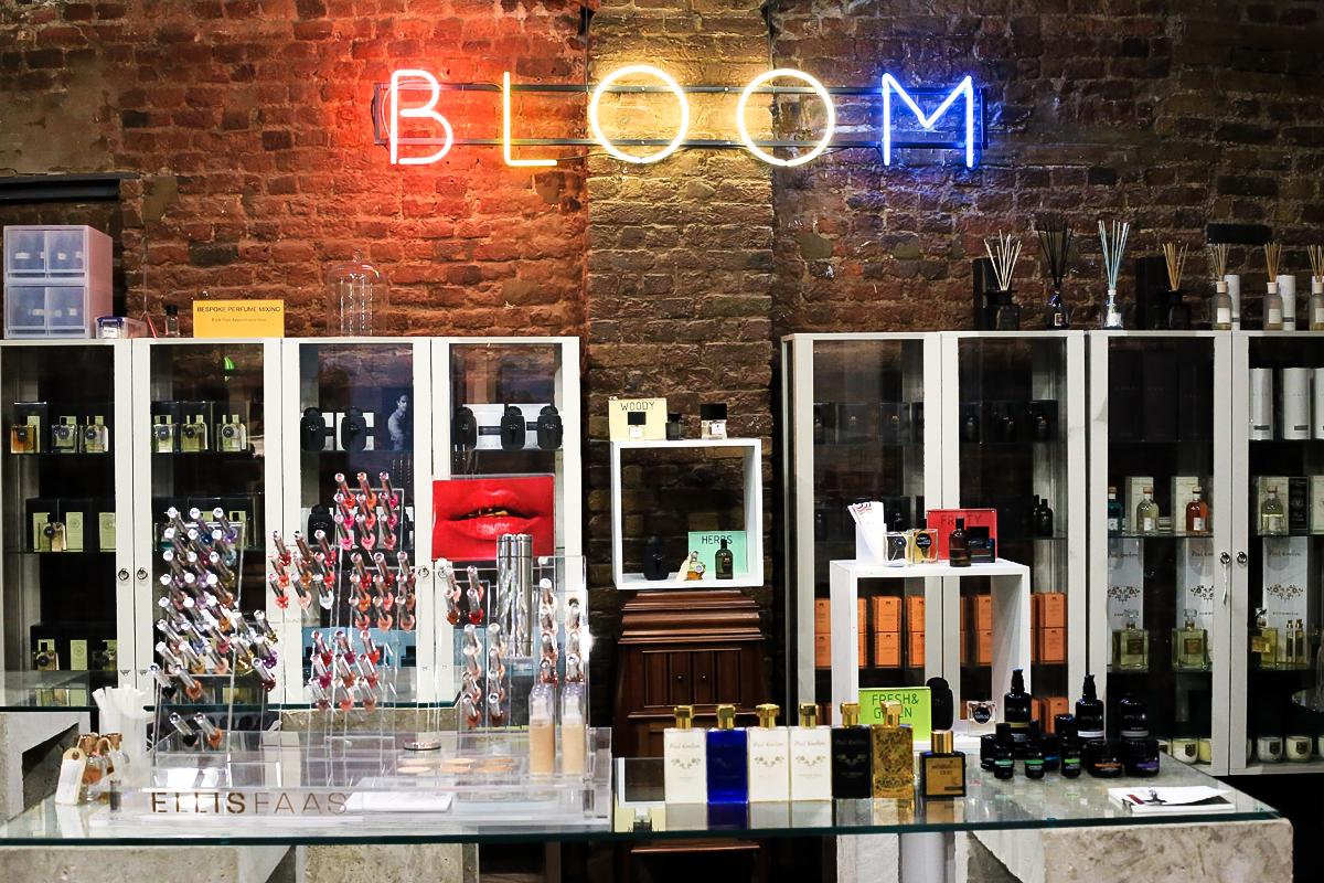 Perfumeria niszowa, Bloom Perfumery London, zakupy Londyn