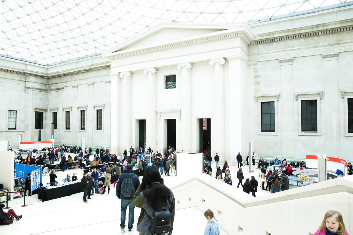 British Museum London, Londyn, Muzeum Londyn