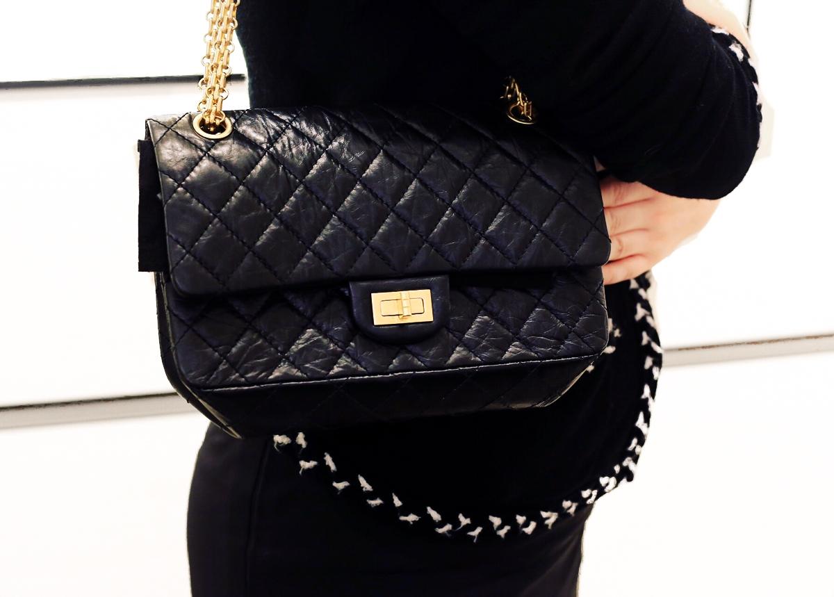 Chanel Torebka 2.55, klasyczna torebka Chanel