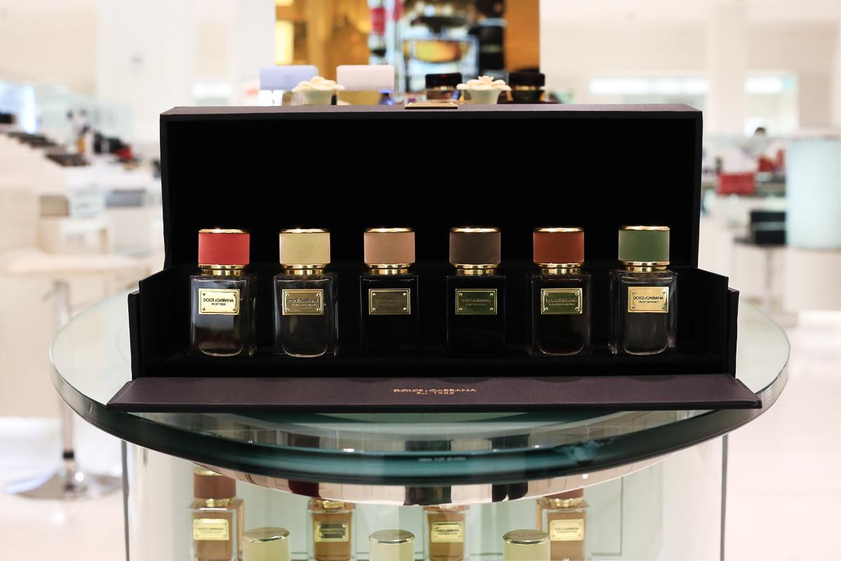 Dolce&Gabbana perfumy, Harrods