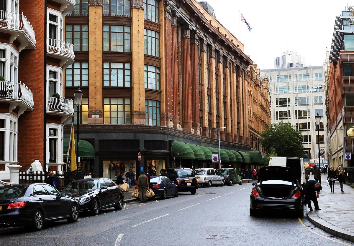 Harrods Londyn