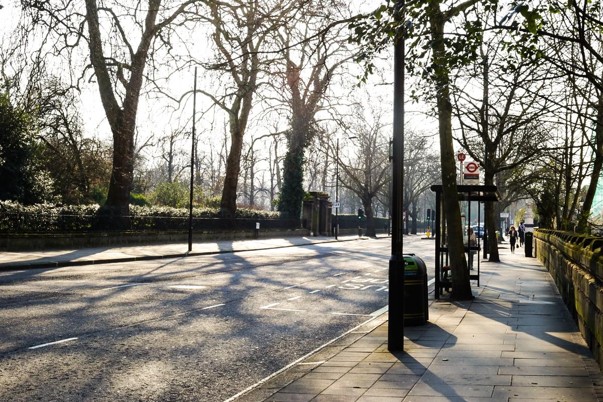 Hyde Park Londyn
