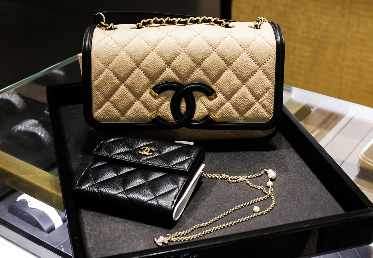 Chanel Harrods, torebka Chanel, Chanel Bag 2016