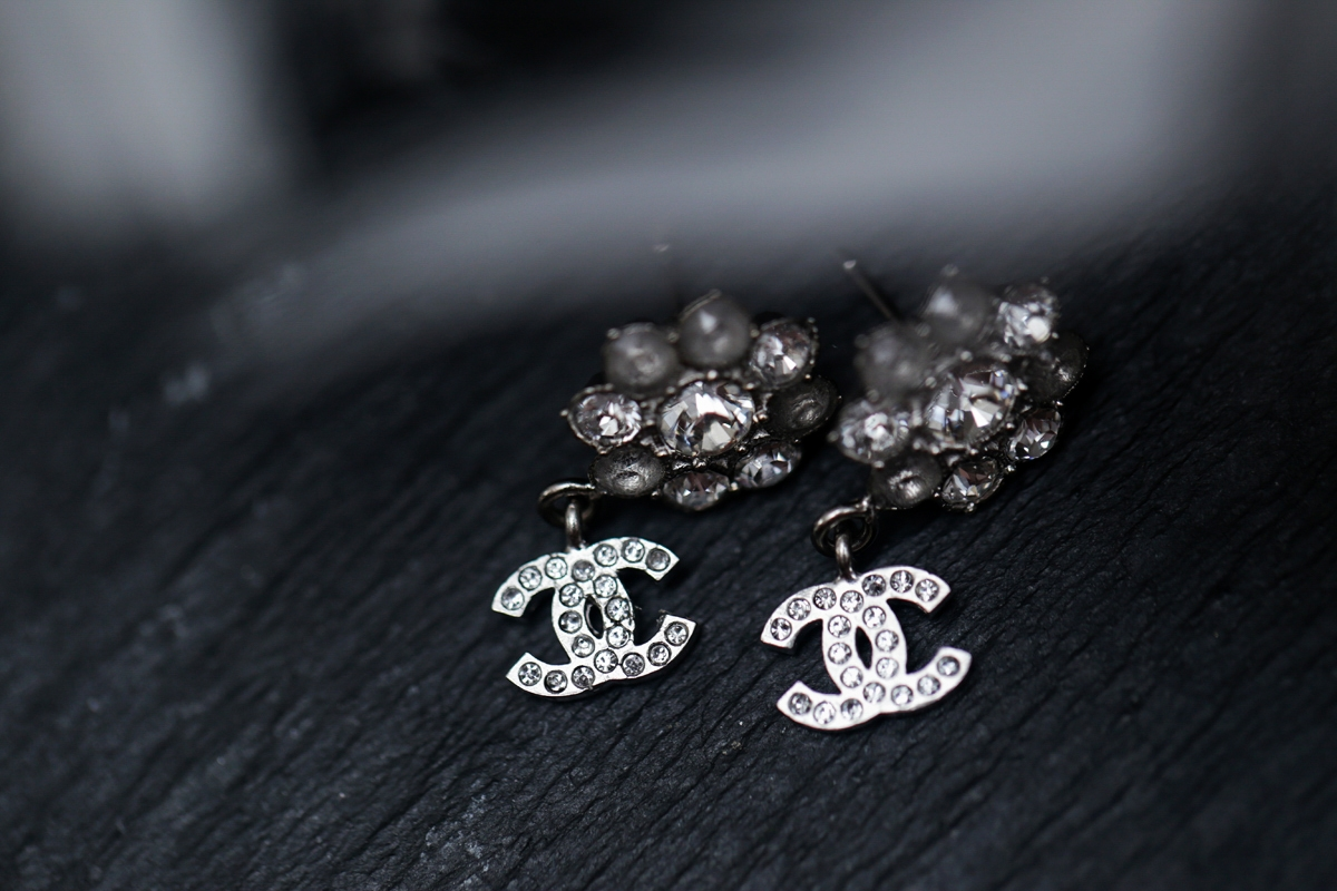 Kolczyki Chanel, Chanel Earrings