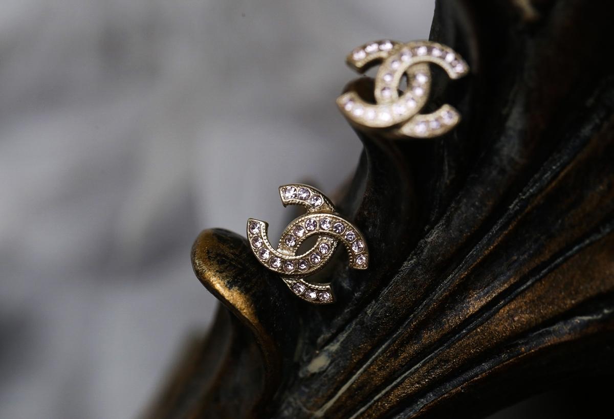 Kolczyki Chanel, Chanel Earrings