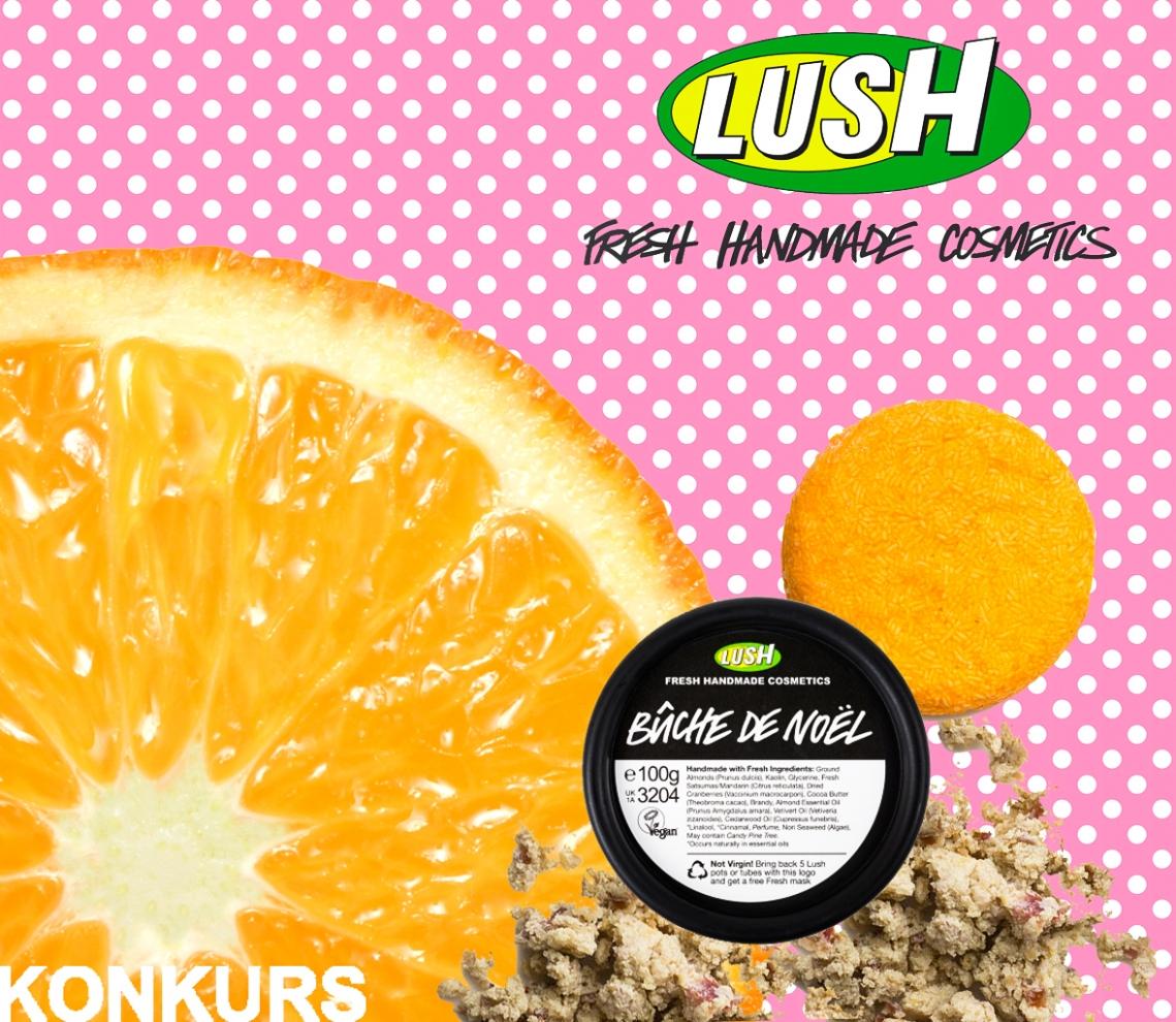 Konkurs Lush Cosmetics