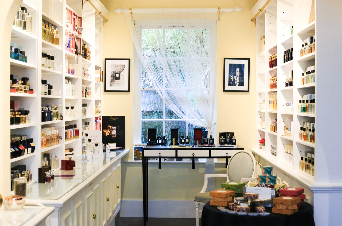 Les Senteurs London, perfumy niszowe, perfumeria niszowa