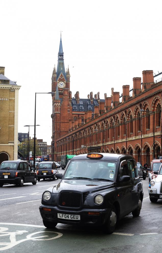Londyn Kingross Pancras