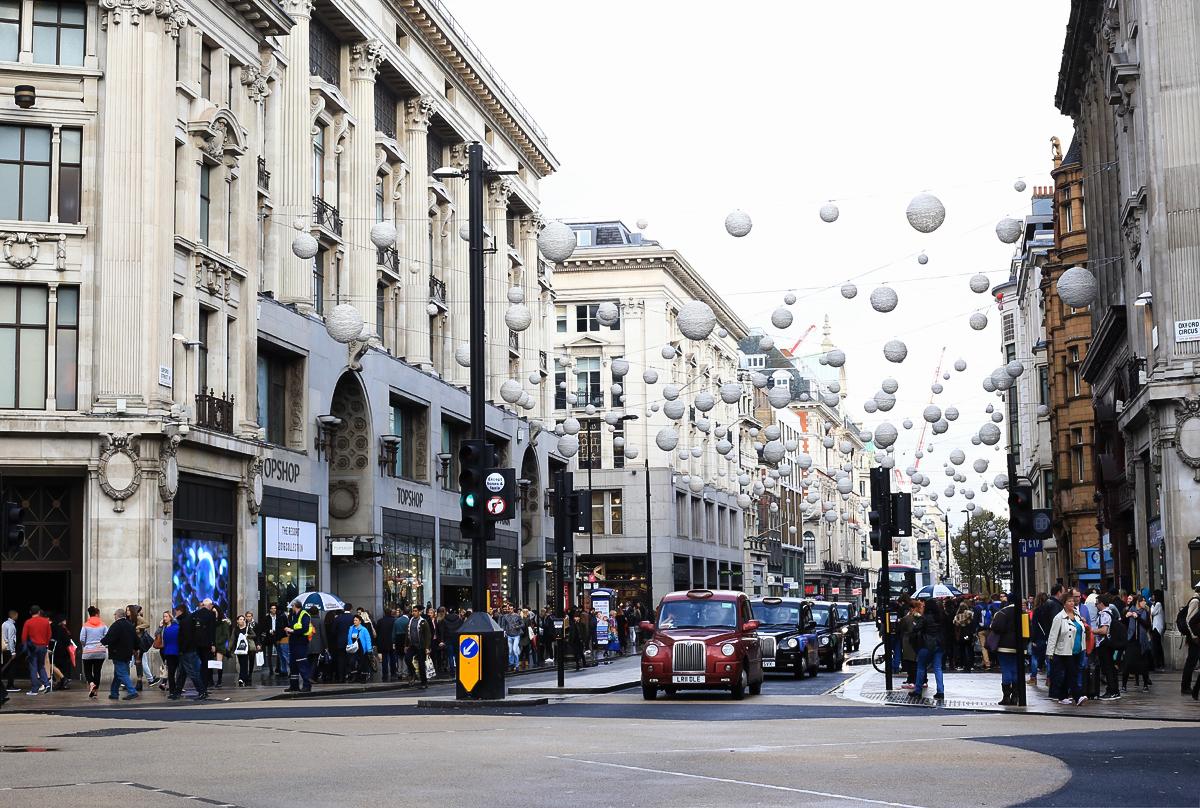 Londyn Oxford Street