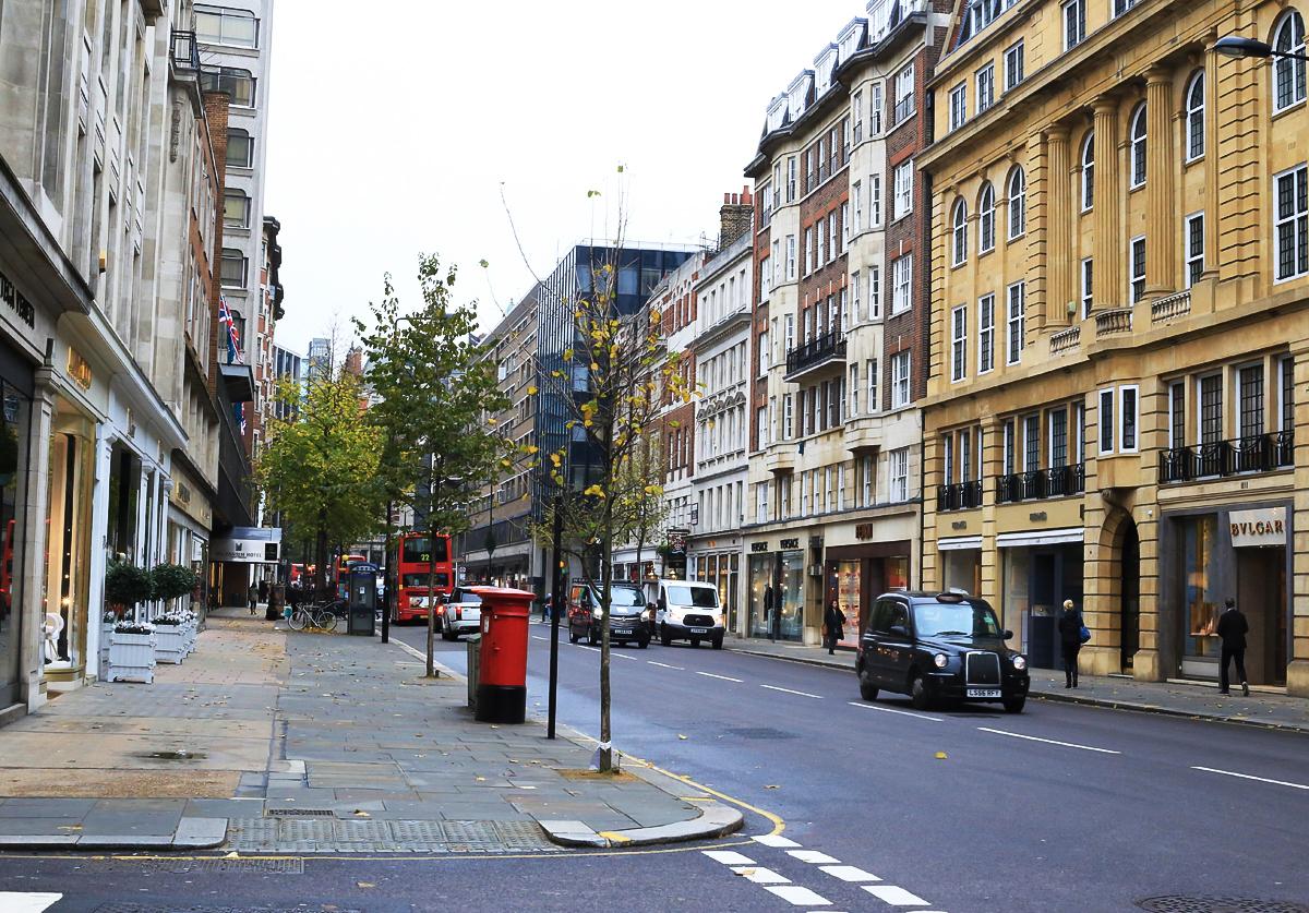 Londyn Sloane Street