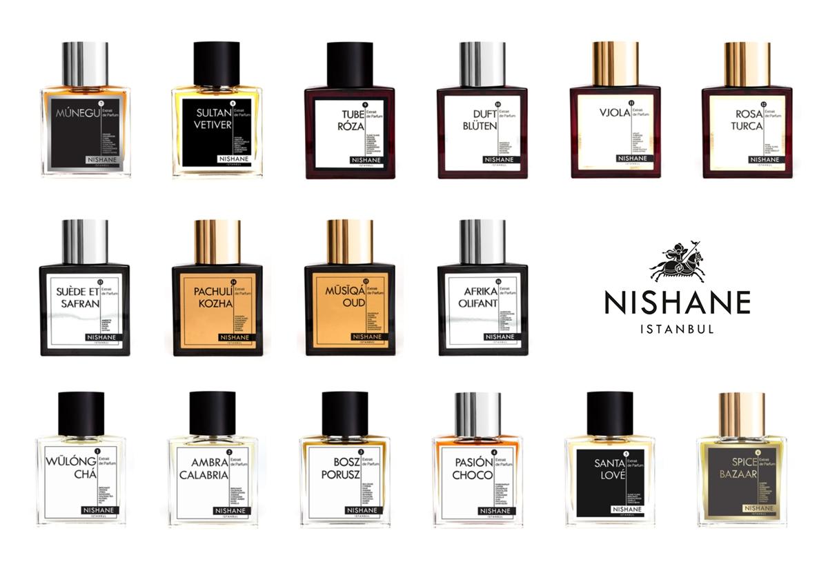 Perfumy niszowe Nishane, perfumeria niszowa, Bloom Perfumery London, zakupy Londyn