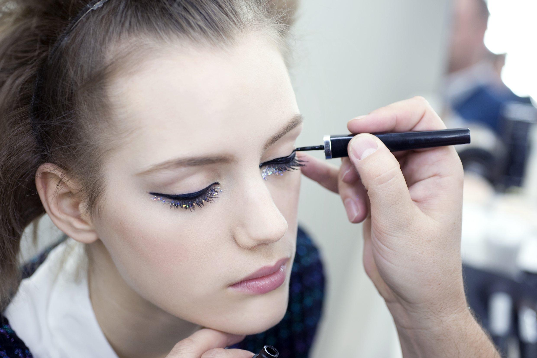 Вечерний макияж от шанель