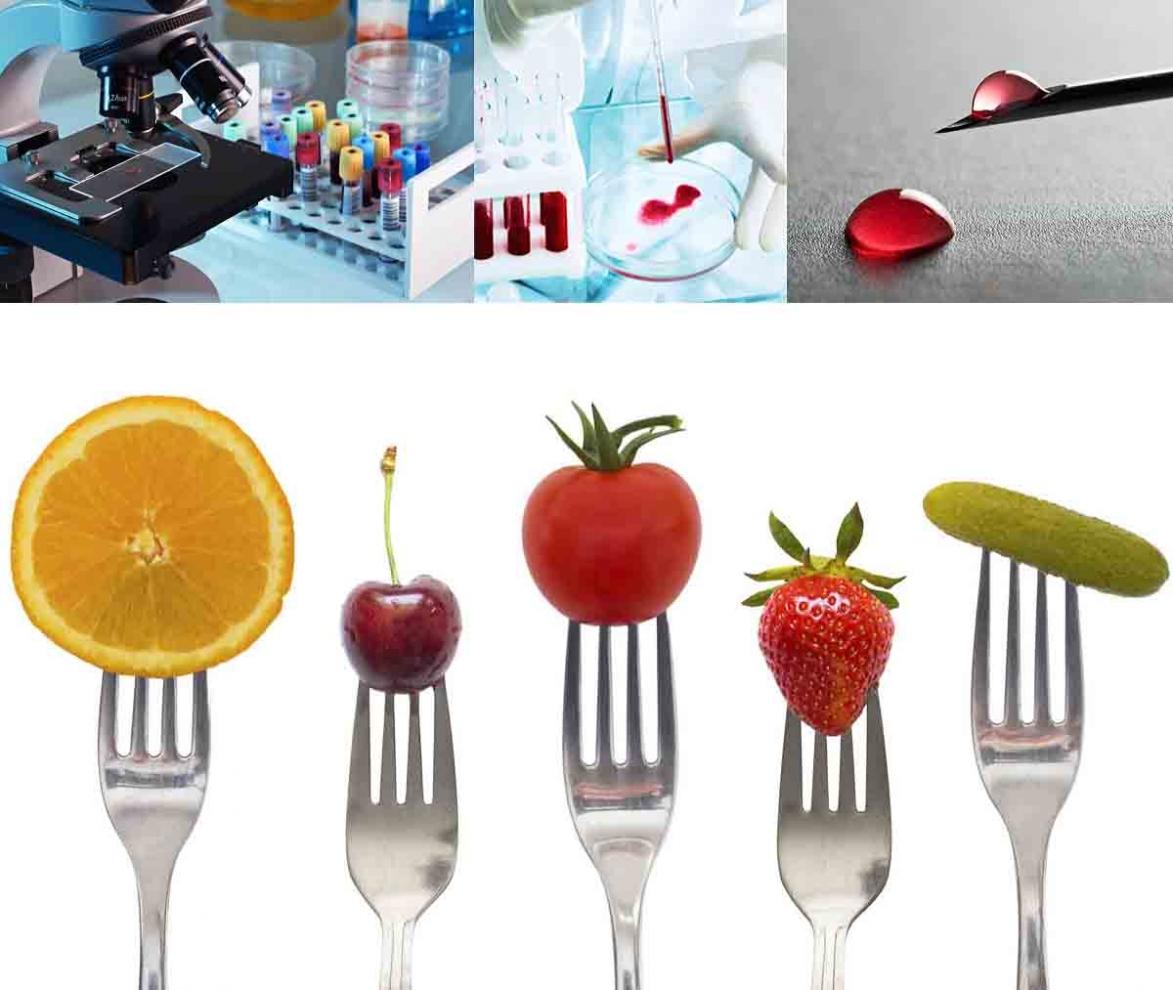 Test na nietolerancje pokarmowe