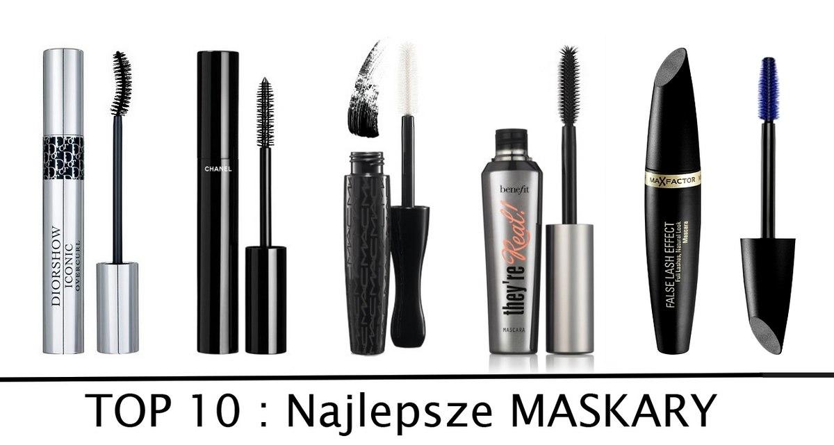 c39aa2039874 Top 10  Najlepszy tusz do rzęs. Ulubione maskary – BeautyIcon.pl ...