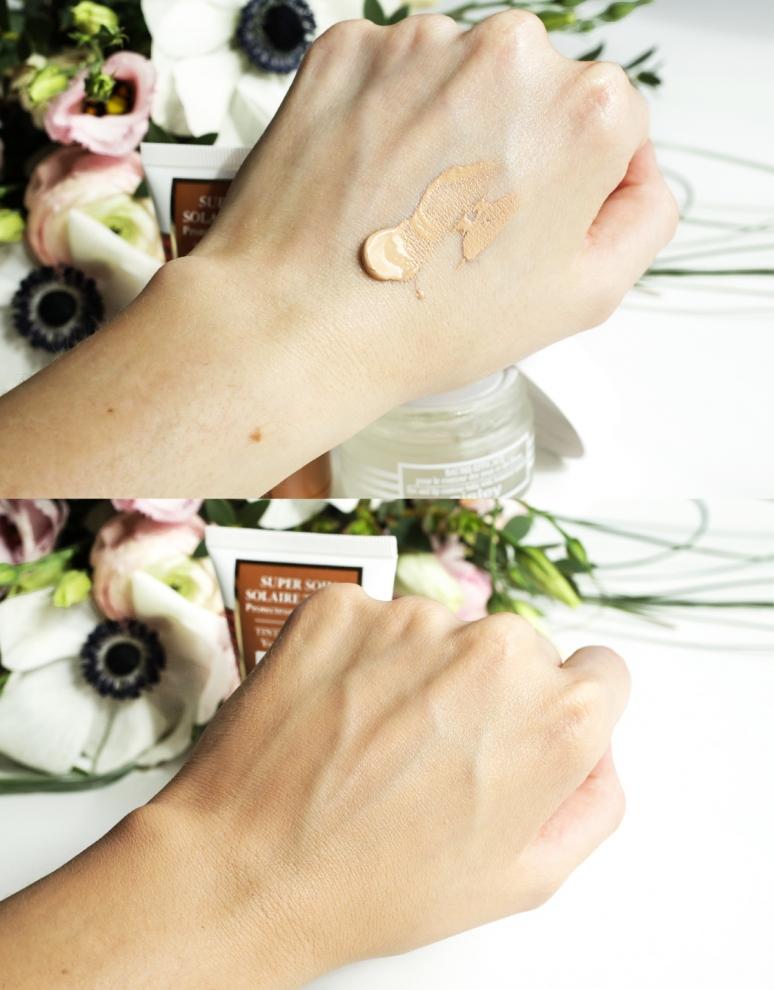 Sisley Super Soin Solaire Teinte Natural, Ulubione kosmetyki 2016
