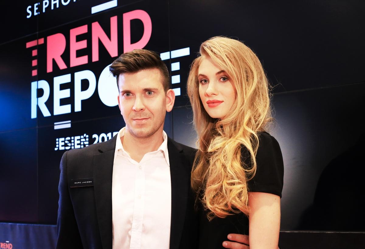 Marc Jacobs Beauty Polska, Dariusz Budzikur, Sephora Trend Report Jesień 2015