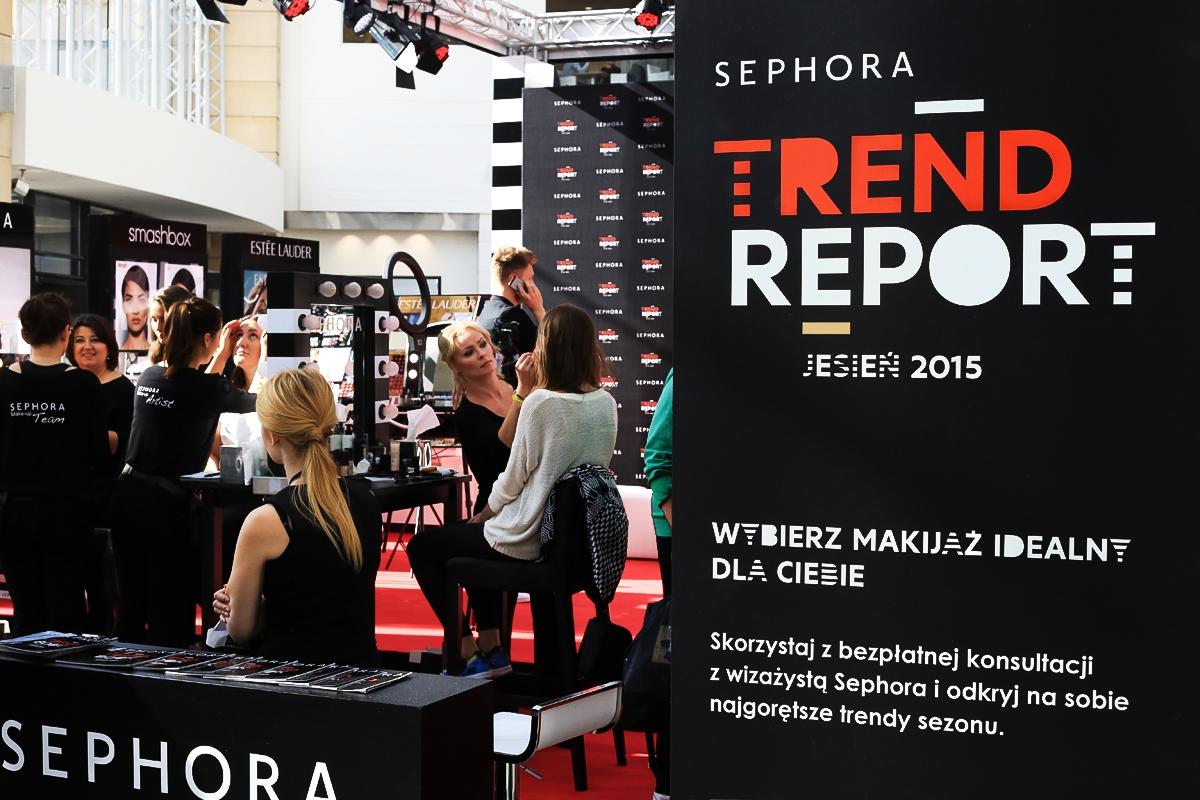 Sephora Trend Report Jesień 2015