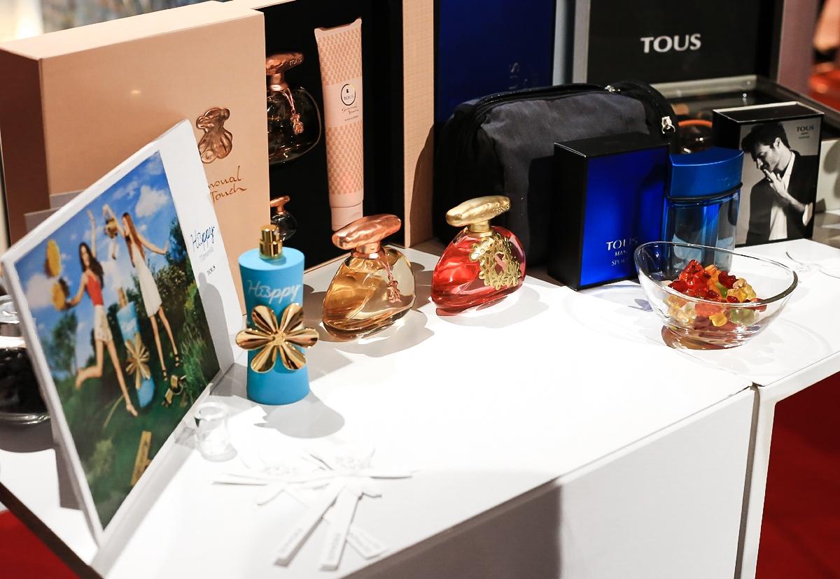Tous Polska, zestaw perfum, gwiazdka 2015